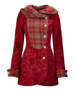 Quirky Hooded Jacket