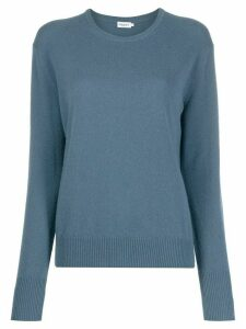 Filippa K crew neck cashmere jumper - Blue