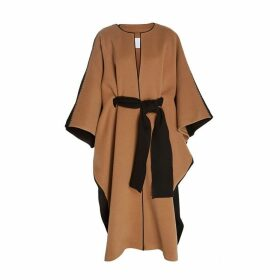Noon By Noor Syracuse Drape Die Coat