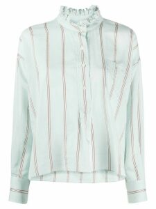 Isabel Marant Étoile striped blouse - Blue