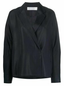 Victoria Victoria Beckham double-breasted blazer - Blue