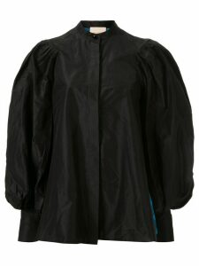 Roksanda puff sleeve blouse - Black