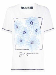 Jacquemus Le T-shirt Mala - White