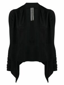 Rick Owens open front cardigan - Black