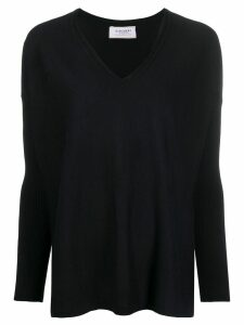 Snobby Sheep v-neck jumper - Blue