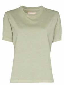 Jeanerica recycled cotton-jersey T-shirt - Green