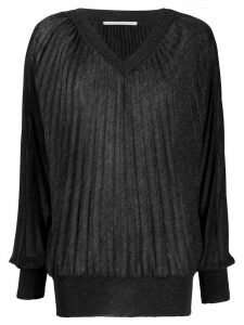 Marco De Vincenzo v-neck jumpers - Black