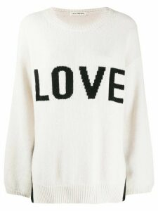 Lis Lareida Love jumper - NEUTRALS