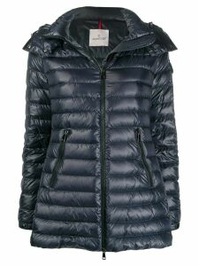 Moncler padded zip-front jacket - Blue