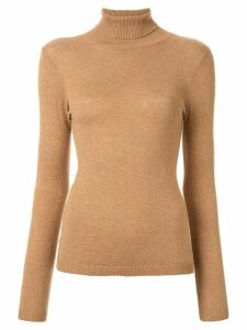 Rachel Gilbert Fifi turtleneck jumper - Brown