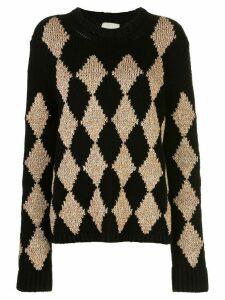 Khaite Penny cashmere jumper - Black