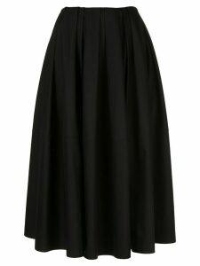 Khaite Meryl full skirt - Black