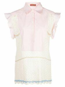 Altuzarra Batten blouse - PINK