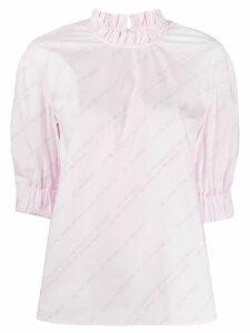Baum Und Pferdgarten Meadow short-sleeve blouse - PINK
