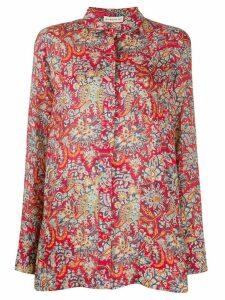 Etro paisley-print shirt - Red
