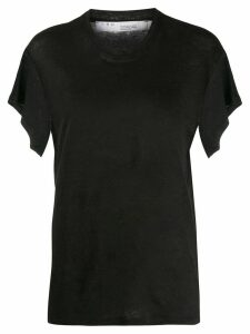 IRO Hinton loose fit T-shirt - Black