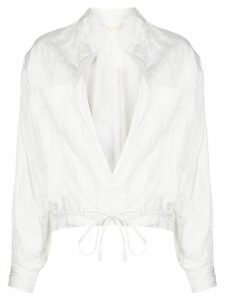 Jason Wu Collection pullover jacket - NEUTRALS