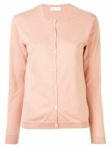 Tomorrowland crew neck buttoned cardigan - PINK