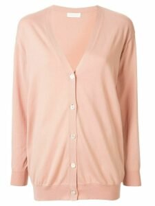 Tomorrowland v-neck buttoned cardigan - PINK