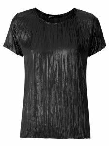 Uma Raquel Davidowicz Cary short sleeves blouse - Black