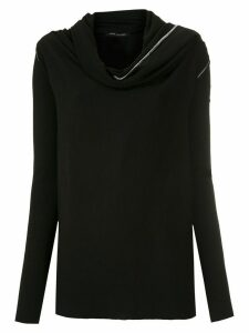 Uma Raquel Davidowicz Amazonas wool cardigan - Black