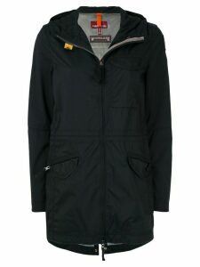 Parajumpers zip-up hooded parka - Blue