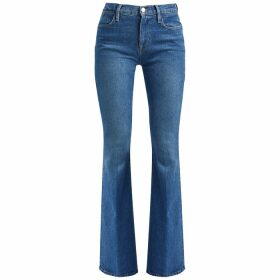 Evisu Hooded Sweatshirt With Daruma Velour Applique