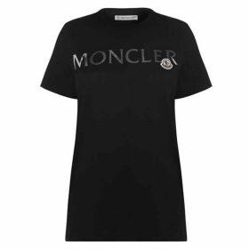 Moncler Large Logo T Shirt