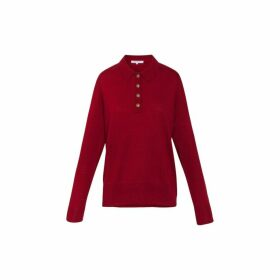 Gerard Darel Wool And Cashmere Rugby Sacha Shirt
