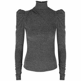 Vince Grey Pima Cotton T-shirt