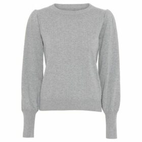 Day Birger Et Mikkelson Home Day Piazza Jumper Light Grey Melange