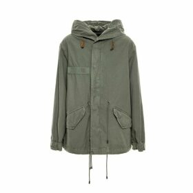 Mr & Mrs Italy Jazzy Mini Parka For Woman