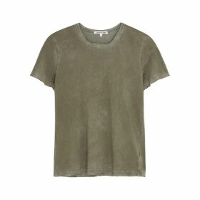Cotton Citizen Olive Cotton T-shirt