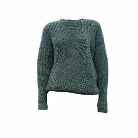 THE KNOTTY ONES - Slabada Knit In Forest Green