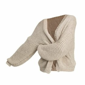 THE KNOTTY ONES - Marina Cardigan In Beige