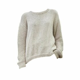 THE KNOTTY ONES - Nida Knit In Beige