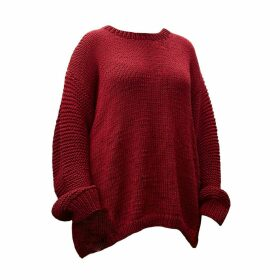 THE KNOTTY ONES - Nida Knit In Cherry