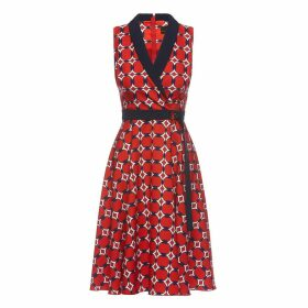 Nissa - Drawstring Waist Dress