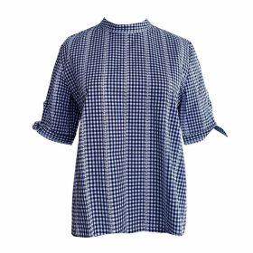 Lily & Lou - Louise Blouse Blue