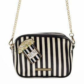 Neola - Gold White Topaz Gemstone Ear Cuff