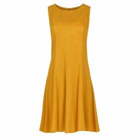 PAISIE - Bond Polka Dot Midi Dress In White & Black