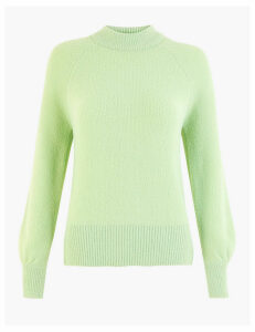 M&S Collection Cosy Turtle Neck Jumper