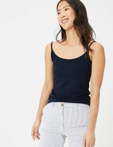 M&S Collection Cotton Rich Fitted Camisole Top