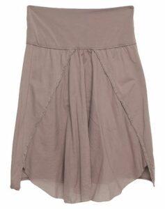 EUROPEAN CULTURE SKIRTS Knee length skirts Women on YOOX.COM