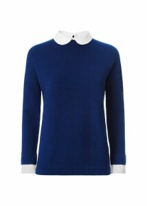 Chelsey Sweater French Blue