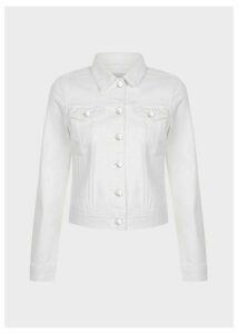 Mariam Jacket White