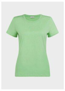 Pixie Tee Green Marl