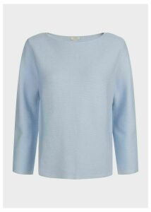 Beatrice Sweater Cornflower Blue