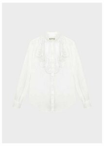 Hannah Blouse White