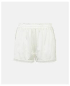 Stella McCartney Cream Cressie Charming Shorts, Women's, Size L